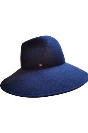 Elisabetta Franchi Wool Hats