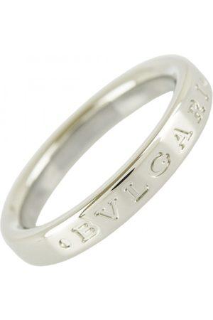 Bvlgari Platinum Rings
