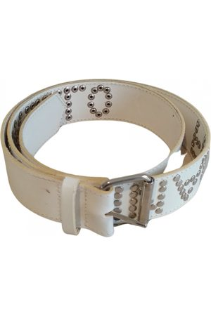 FRANKIE MORELLO Leather Belts