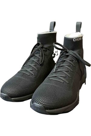 Dior Cloth Trainers