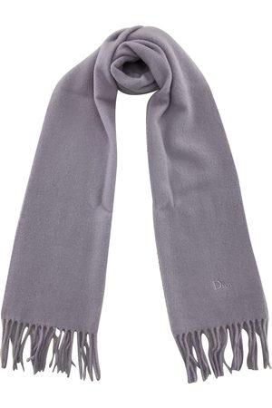 Dior Multicolour Wool Scarves & Pocket Squares