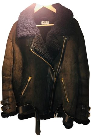 Acne Studios Suede Leather Jackets