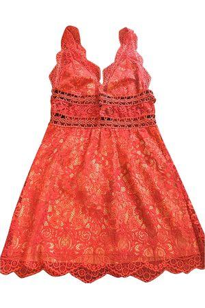 For Love & Lemons Women Party Dresses - Lace mini dress