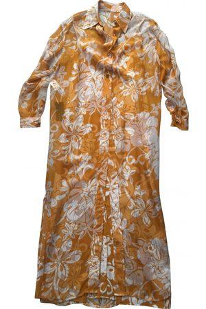 Gianfranco Ferré Silk maxi dress