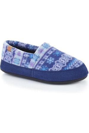 Acorn Women Sweaters - Women's Fleece Moc Slippers