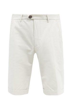 Falke Cotton-blend Twill Bermuda Shorts - Mens
