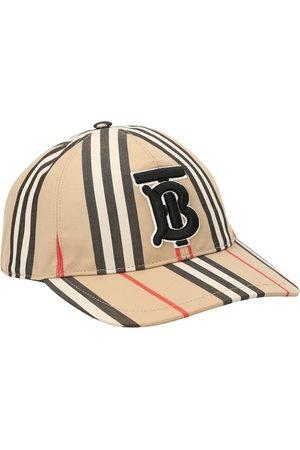 Burberry Logo cap