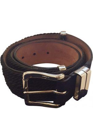 H&M Men Belts - Suede Belts