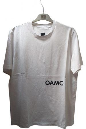 OAMC Men T-shirts - Cotton T-shirt