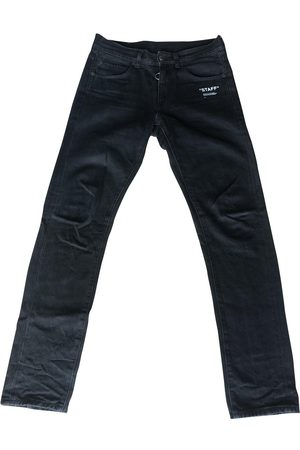 OFF-WHITE Straight jeans