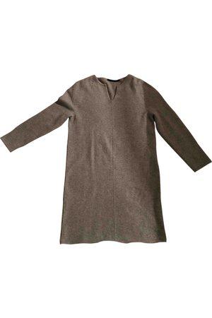 NATAN EDOUARD VERMEULEN Grey Wool Dresses