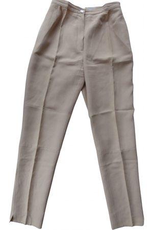 NATAN EDOUARD VERMEULEN Linen Trousers