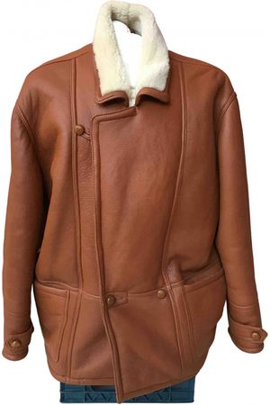 SHEARLING Men Gilets - Leather vest