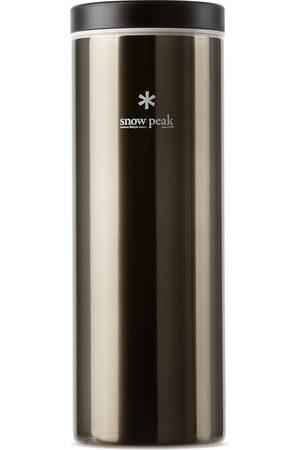 Snow Peak Gunmetal Kanpai Water Bottle, 500mL
