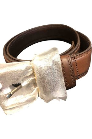 Cacharel Leather Belts
