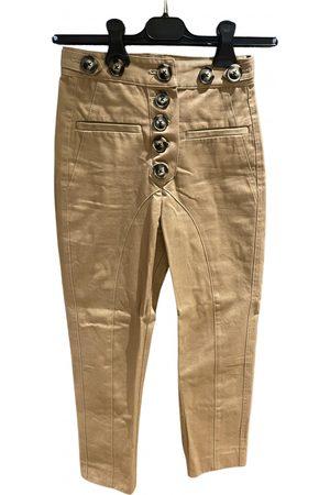 Self-Portrait Women Straight Leg Pants - Straight pants