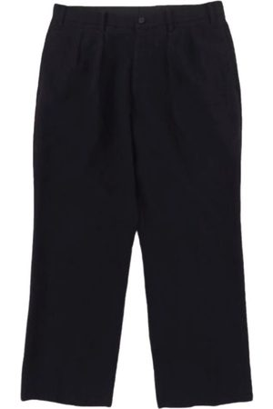 Issey Miyake Linen Trousers