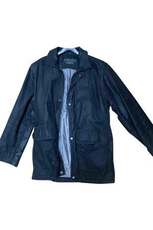 EMMANUELLE KHANH Leather Coats