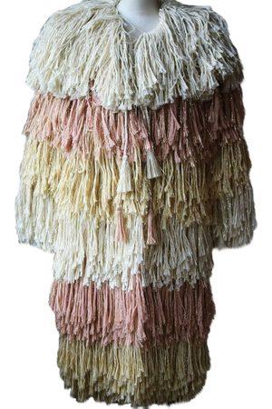 ULLA JOHNSON Multicolour Cotton Coats