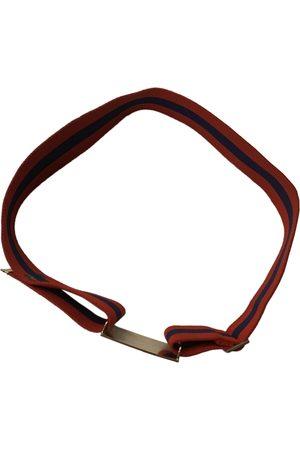Elisabetta Franchi Cotton Belts