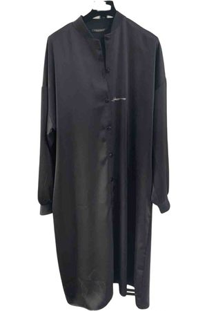 Hapiness Women Trench Coats - Silk trench coat