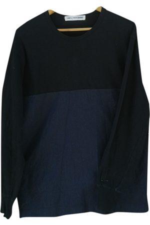 Comme des Garçons Navy Wool Knitwear & Sweatshirts