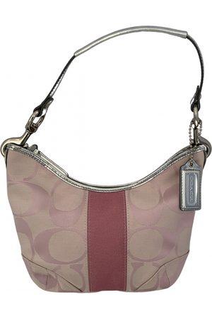 Coach Cloth Handbags