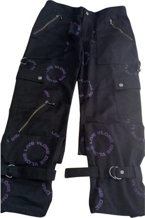 Vlone Cotton Jeans
