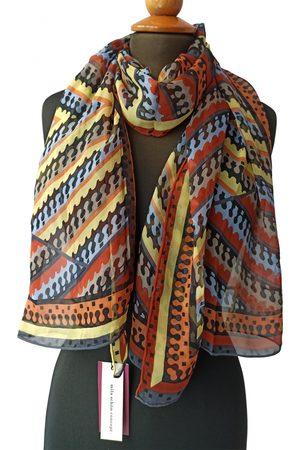 Mila Schön Concept Multicolour Silk Scarves