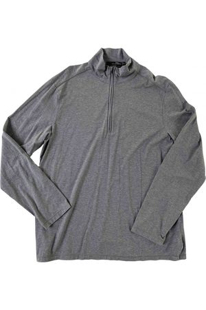 Ralph Lauren Grey Cotton Knitwear & Sweatshirts