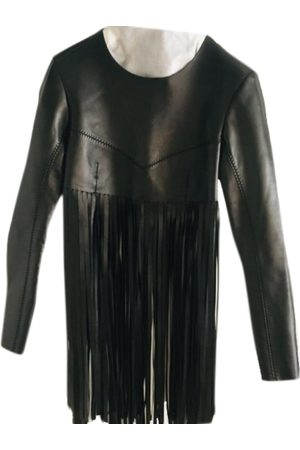 Bally Leather Leather Jackets