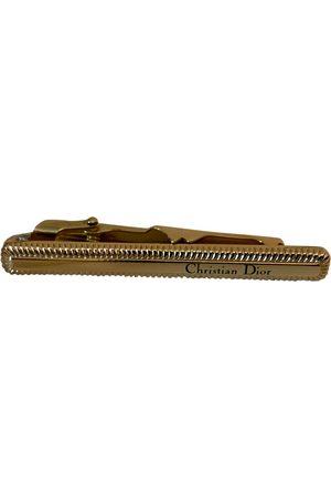 Dior Steel Cufflinks