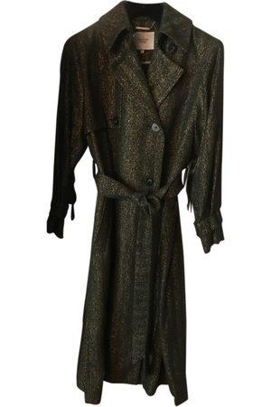 Maison Père Wool trench coat