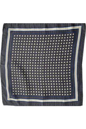 Ermenegildo Zegna Multicolour Silk Scarves & Pocket Squares