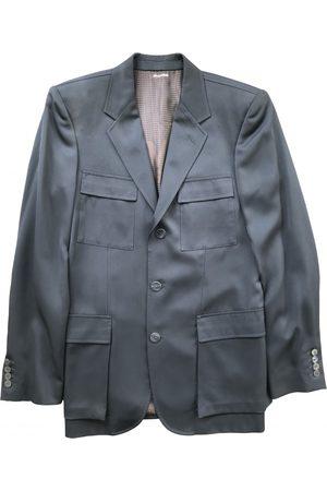 Jean Paul Gaultier Navy Synthetic Jackets