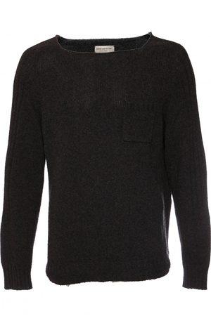 DRIES VAN NOTEN Grey Wool Knitwear & Sweatshirts