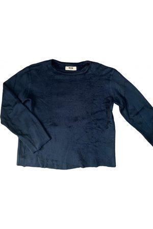 MSGM Men Sweatshirts - Synthetic Knitwear & Sweatshirt