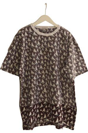 Marni Men T-shirts - Cotton T-shirt