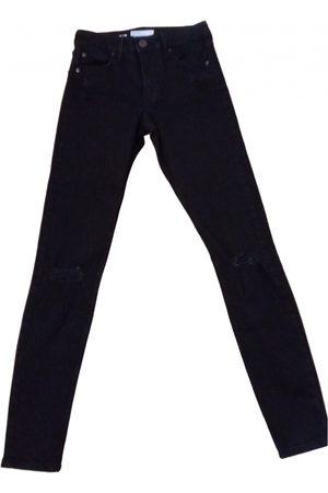 Bershka Women Jeans - Cotton - elasthane Jeans