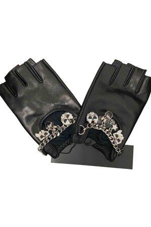 Karl Lagerfeld Leather Gloves