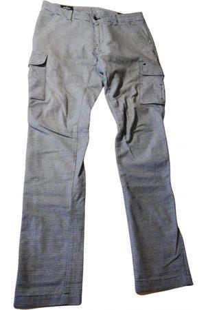 Mason Garments Cotton Trousers