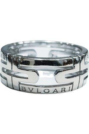 Bvlgari Women Rings - Parentesi white gold ring