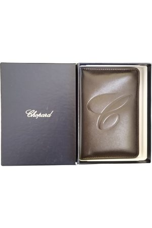Chopard Leather Small Bags\, Wallets & Cases