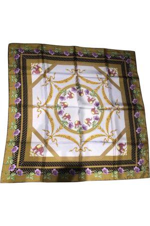 Faberge Multicolour Silk Silk Handkerchief