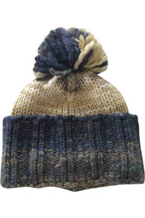Kenzo Multicolour Wool Hats