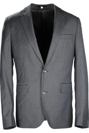 Hardy Amies Grey Wool Jackets