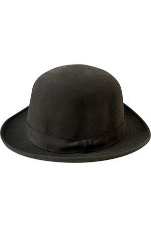 Hermès Anthracite Wool Hats