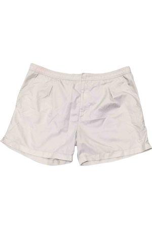 Nike Grey Synthetic Shorts