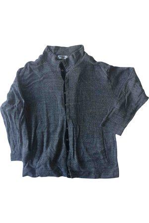 RYKIEL HOMME Grey Cotton Knitwear & Sweatshirts