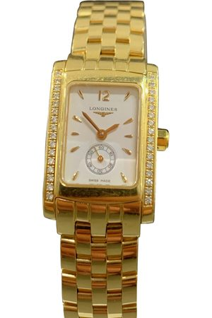 Longines Yellow gold Watches